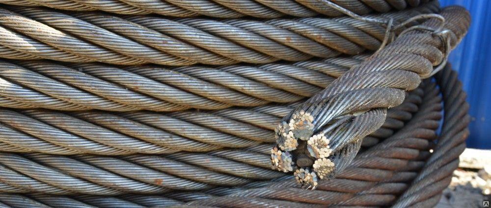 металлические тросы